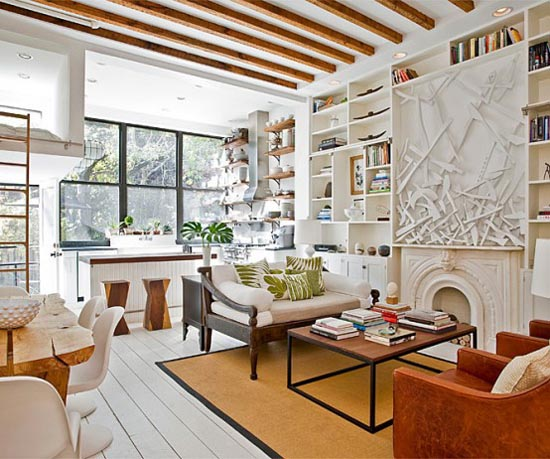 Natural Interior Design Giving Your Interior Design Look More
